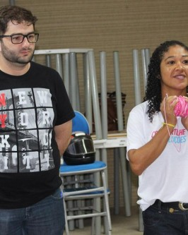 IComradio através do Projeto Jovens Radialistas do Semiárido realiza II etapa do curso de produção audiovisual e atuação em rede em Picos – PI - Foto 3