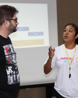 IComradio através do Projeto Jovens Radialistas do Semiárido realiza II etapa do curso de produção audiovisual e atuação em rede em Picos – PI - Foto 47