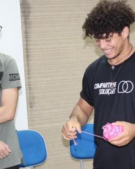 IComradio através do Projeto Jovens Radialistas do Semiárido realiza II etapa do curso de produção audiovisual e atuação em rede em Picos – PI - Foto 4