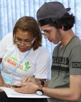 IComradio através do Projeto Jovens Radialistas do Semiárido realiza II etapa do curso de produção audiovisual e atuação em rede em Picos – PI - Foto 37