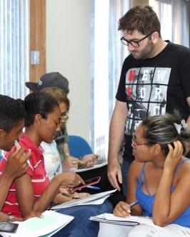 IComradio através do Projeto Jovens Radialistas do Semiárido realiza II etapa do curso de produção audiovisual e atuação em rede em Picos – PI - Foto 38