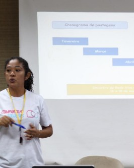 IComradio através do Projeto Jovens Radialistas do Semiárido realiza II etapa do curso de produção audiovisual e atuação em rede em Picos – PI - Foto 49