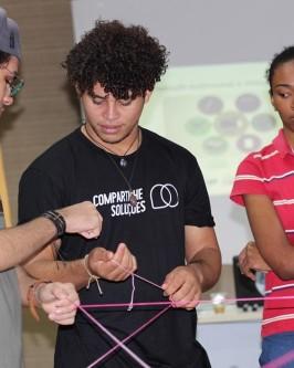 IComradio através do Projeto Jovens Radialistas do Semiárido realiza II etapa do curso de produção audiovisual e atuação em rede em Picos – PI - Foto 7