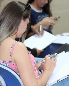 IComradio através do Projeto Jovens Radialistas do Semiárido realiza II etapa do curso de produção audiovisual e atuação em rede em Picos – PI - Foto 31
