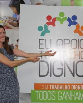 """Rede Ponte e Bruck le Pont promovem seminário internacional com o tema """"Um outro mundo do trabalho é possível"""" - Foto 42"""