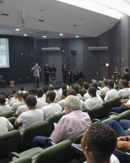 """Rede Ponte e Bruck le Pont promovem seminário internacional com o tema """"Um outro mundo do trabalho é possível"""" - Foto 16"""