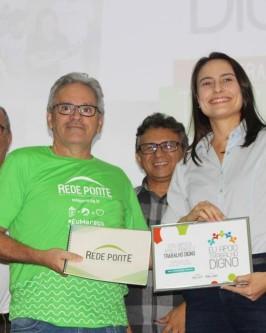 """Rede Ponte e Bruck le Pont promovem seminário internacional com o tema """"Um outro mundo do trabalho é possível"""" - Foto 68"""