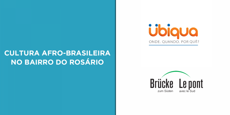 Cultura afro-brasileira no bairro do Rosário em Oeiras - PI