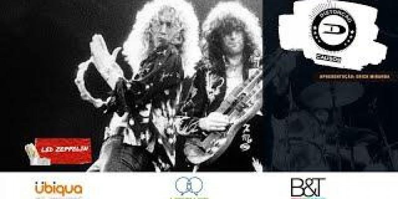 Distorção: Causos - Led Zeppelin   TV Nestante