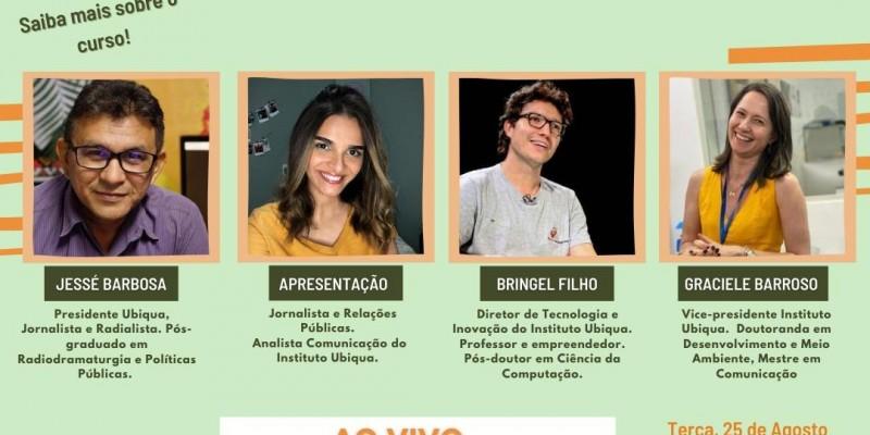 Live curso Empreendedorismo Digital Feminino