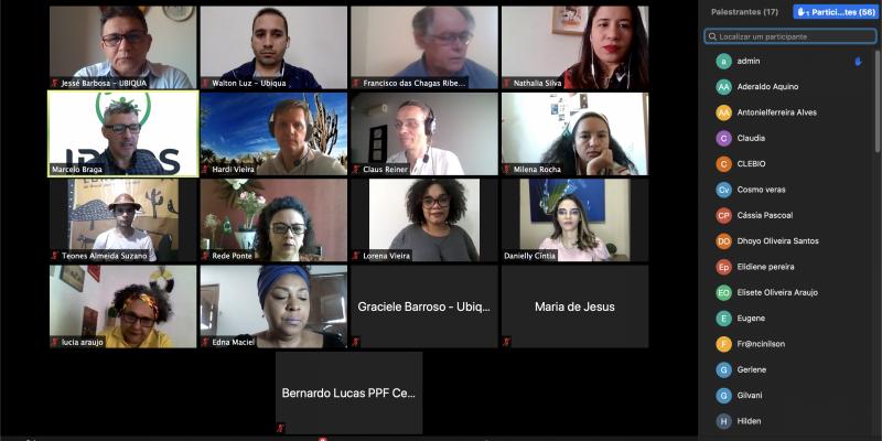 Ubiqua lança projeto Nestante com parceiros internacionais