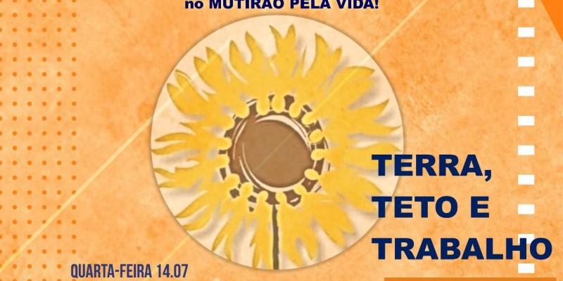 TV Nestante transmite 1º Mutirão sobre a 6ª Semana Social Brasileira no Piauí