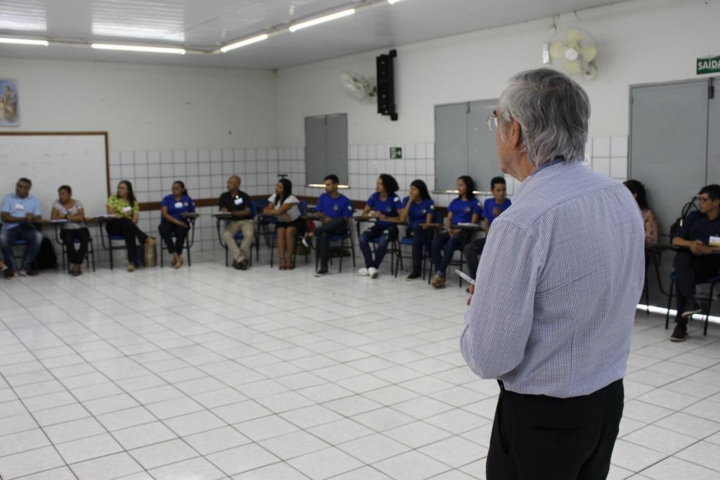 Organizações da Rede Ponte participam de oficina de Gestão do Conhecimento (1º dia)