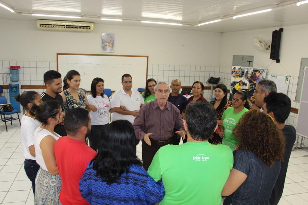 Organizações da Rede Ponte participam de oficina de Gestão do Conhecimento (4º dia)